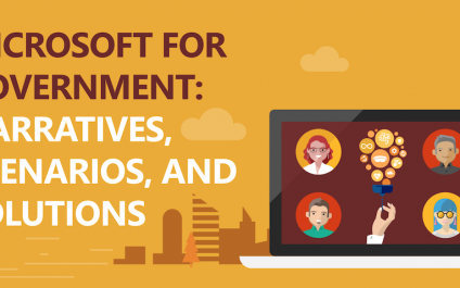 Microsoft for Government: narrative, scenarios, and solutions