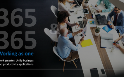 Dynamics 365 & Office 365 Working as One