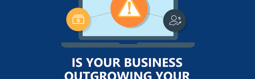 5 Signs a Company has Outgrown its Accounting Solution