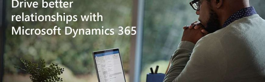 Drive better relationships with Microsoft Dynamics 365. Subscribe to learn more.