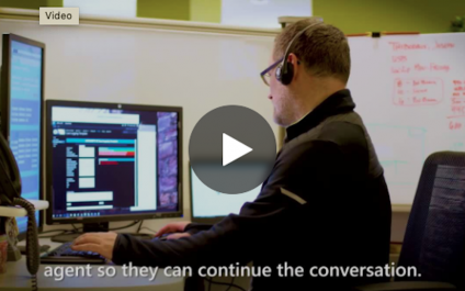 HP uses artificial intelligence to transform its customer support experience