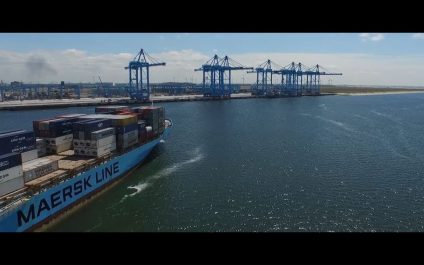 Disruption Defined: Maersk navigates data to move goods globally
