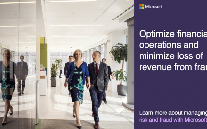 Optimize financial operations and minimize loss from fraud
