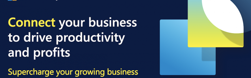 Connect your business to drive productivity and profits