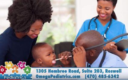 Omega Pediatrics Video Ad