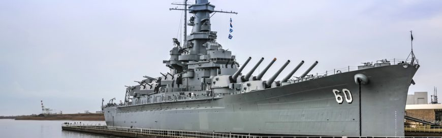How a warship was saved with the right marine paint