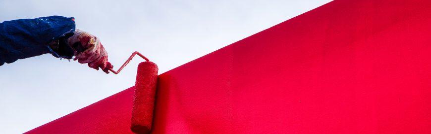 How do custom-formulated paints drive business growth?