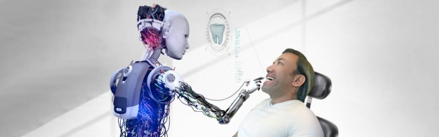 How artificial intelligence is redefining the dental industry
