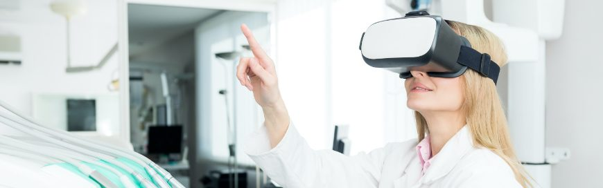 Is augmented and virtual reality the future of dentistry?