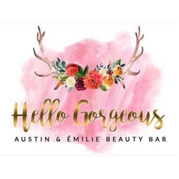 Hello Gorgeous Austin Emily Beauty Bar