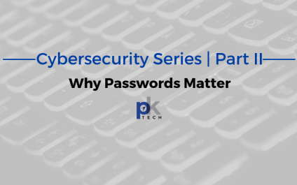 Cybersecurity Series | Part II: Why Passwords Matter