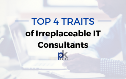 Top 4 Traits of Irreplaceable IT Consultants