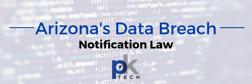 Arizona's Data Breach Notification Law