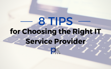 8 Tips for Choosing the Right IT Service Provider