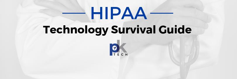 HIPAA | Technology Survival Guide