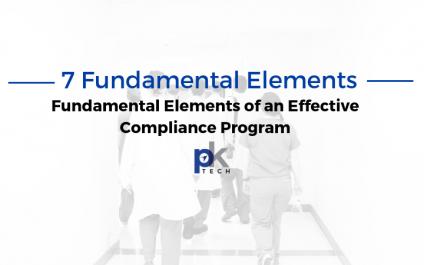 7 Fundamental Elements of an Effective Compliance Program