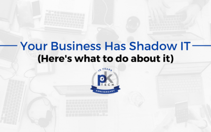 Your Business Has Shadow IT. Here's What To Do About It.
