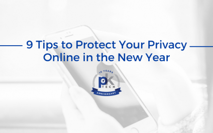 9 Tips to Protect Your Privacy Online in the New Year