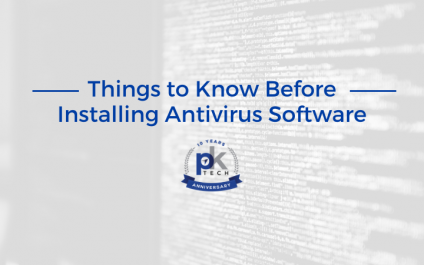 Things to Know Before Installing Antivirus Software