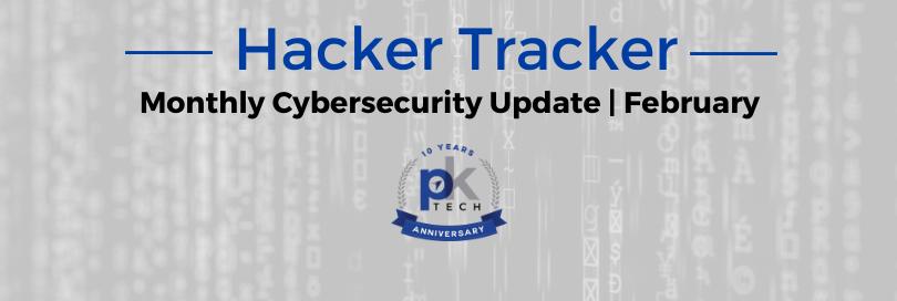 Hacker Tracker | February