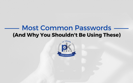 Most Common Passwords (And Why You Shouldn't Be Using These)