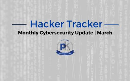 Hacker Tracker | March