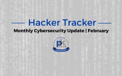 Hacker Tracker   February