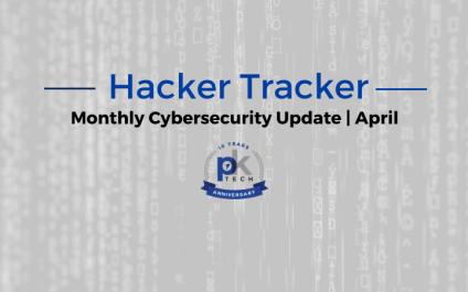 Hacker Tracker   April