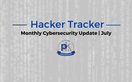 Hacker Tracker   July