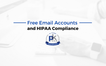 Free Email Accounts and HIPAA Compliance