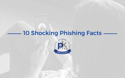 10 Shocking Phishing Facts