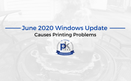 June 2020 Windows Update Causes Printing Problems