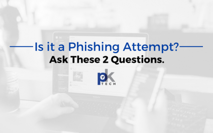 Is it a phishing attempt? Ask these two questions.