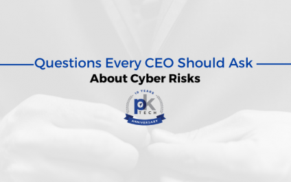 Questions Every CEO Should Ask About Cyber Risks