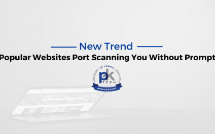 New Trend: Popular Websites Port Scanning You Without Prompt