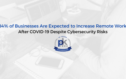 84% of Businesses Are Expected to Increase Remote Work After COVID-19 Despite Cybersecurity Risks