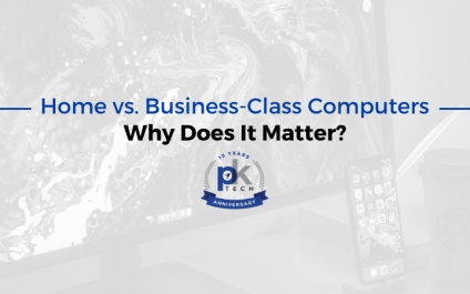 Home vs. Business-Class Computers. Why Does It Matter?