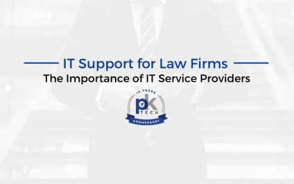 IT Support for Law Firms: The Importance of IT Service Providers