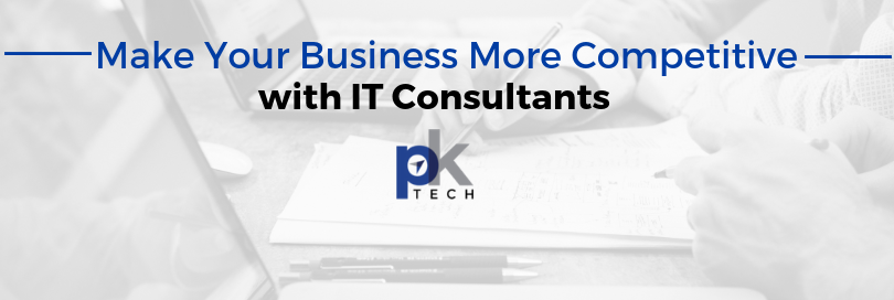 Make Your Business More Competitive with IT Consultants