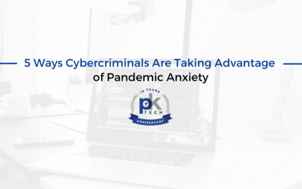 5 Ways Cybercriminals Are Taking Advantage of Pandemic Anxiety