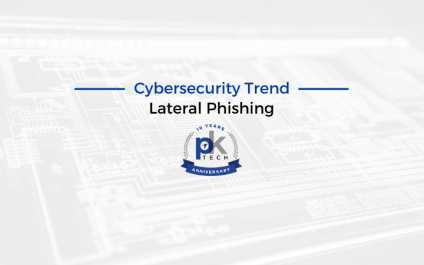 Cybersecurity Trend: Lateral Phishing