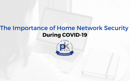 The Importance of Home Network Security During COVID-19
