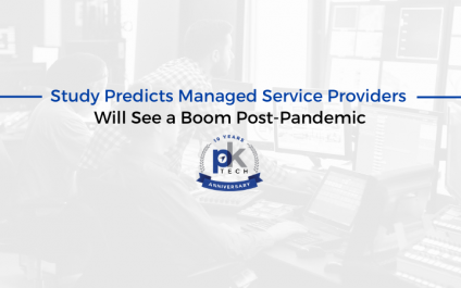 Study Predicts Managed Service Providers Will See a Boom Post-Pandemic