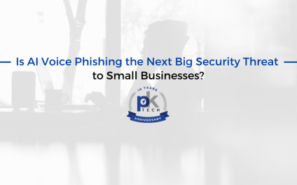 Is AI Voice Phishing the Next Big Security Threat to Small Businesses?