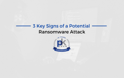 3 Key Signs of a Potential Ransomware Attack