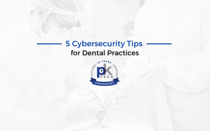 5 Cybersecurity Tips for Dental Practices