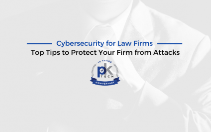 Cybersecurity for Law Firms: Top Tips to Protect Your Firm from Attacks