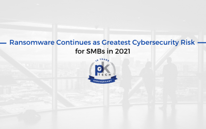 Ransomware Continues as Greatest Cybersecurity Risk for SMBs in 2021