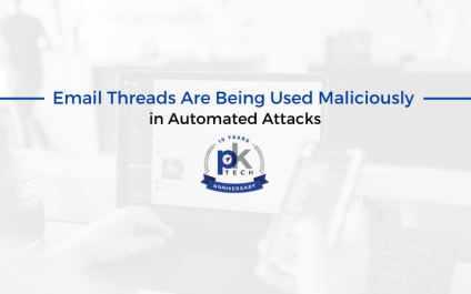 Email Threads Are Being Used Maliciously in Automated Attacks