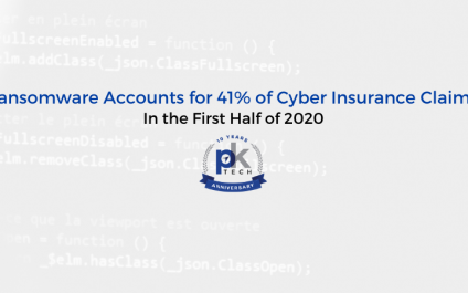 Ransomware Accounts for 41% of Cyber Insurance Claims In the First Half of 2020